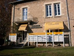 Agence immobilière à Crémieu